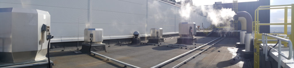 Automatyka w wentylacji instalacji przemysłowych