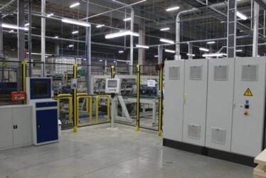 Transfer maszyn, urządzeń i linii przemysłowych