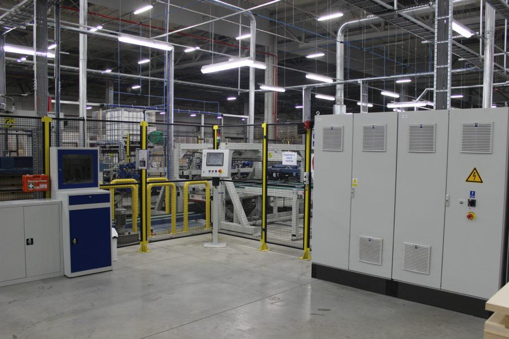 Kompleksowe rozwiązania linii produkcyjnych
