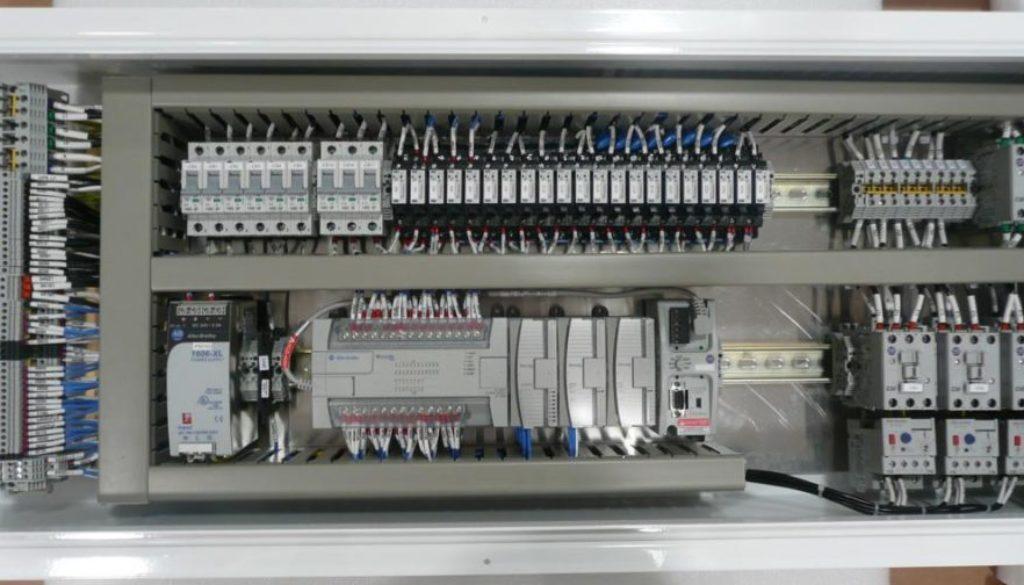 Projektowanie elektryki i automatyki